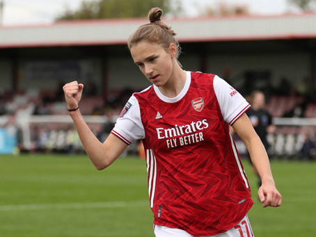 The Majesty Of Miedema