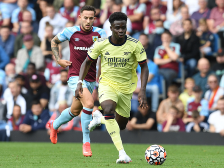 Bukayo Saka needs to Play down the Right for Arsenal - Here's Why