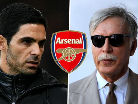 FINALLY: Arsenal staff and players closing in on agreement over wage cuts