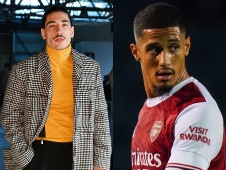 Homophobic Response to Leaked Saliba Video Shows what is Wrong with Football's Online Community
