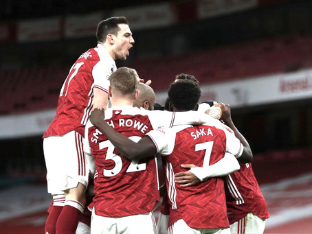 Tactical Points from Arsenal's second-half drubbing of Newcastle