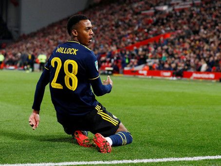 Joe Willock can be the heir to Aaron Ramsey, but how quickly?