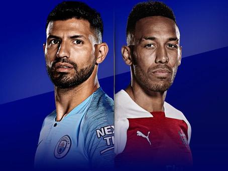 Man City vs Arsenal: The Preview