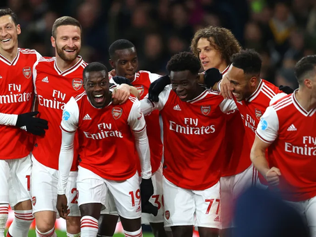 Tactical points from Arsenal's emphatic victory over Newcastle