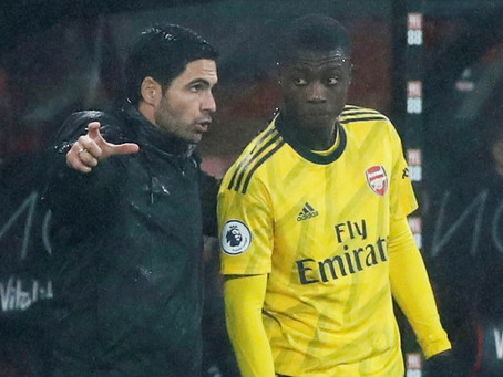 How Mikel Arteta can bring the best out of Nicolas Pepe at Arsenal
