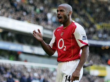 Finton's Frolic: Is Thierry Henry's Assist record a cursed and unbreakable one?