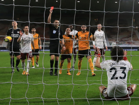 """""""Best League in the World, worst officials"""": Wolves 2-1 Arsenal"""