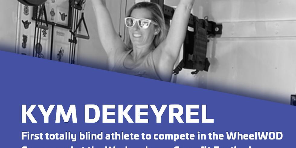 Adaptive Collaborative Podcast  - Season 3 Episode 5 w/ Kym Dekeyrel