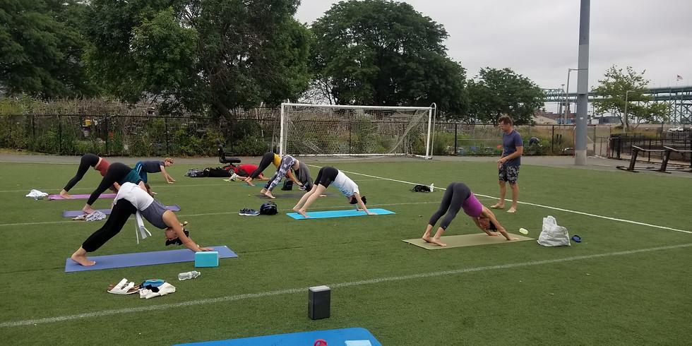 Adaptive Yoga & Picnic