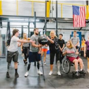 Virtual Adaptive Community Workout