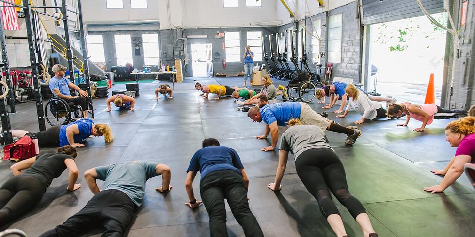 Adaptive Community Workout