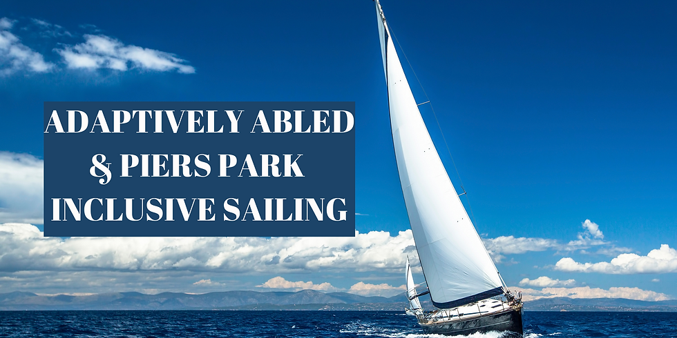 Inclusive Sailing and a Picnic at Piers Park
