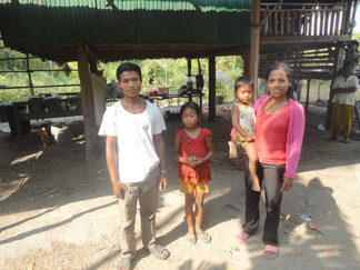 Integrated farming skills help Koh Kong woman to lead family's income