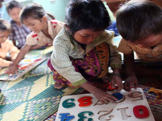 Local teachers are the backbone of a village