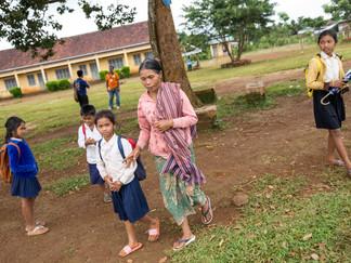 School support committees act as a bridge between schools and communities