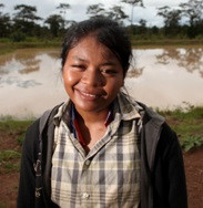 Access to water allows women to branch out