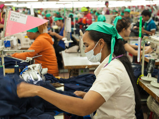 The plight of female  factory worker during COVID-19 outbreak