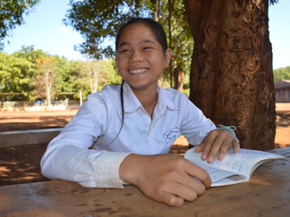 Scholarship gives indigenous girl opportunity to attend school