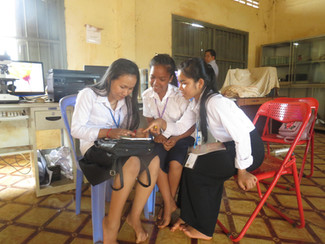 No school too remote for girls to start learning tech skills