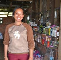 Business skills help budding entrepreneurs in rural Koh Kong