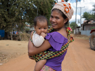 How a radio drama is helping Cambodian mothers keep their babies healthy