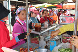 Mrs. Dy Kloeung, The next generation of Food Vendor for Healthy Food for Healthy Workers