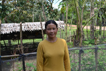 Economic empowerment through home garden income impacts many aspects of one woman's life