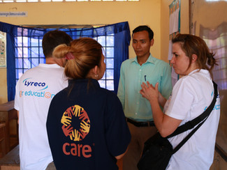 Lyreco and CARE Together for Education