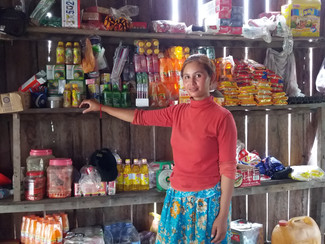 Indigenous communities reap benefits of simple savings groups