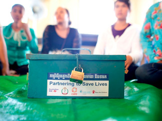 How providing a trusted place to save helps women prepare for emergencies
