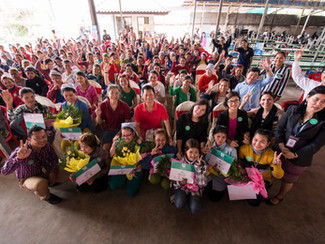 Factory workers show how private sector partnerships can empower more women to make healthy decision