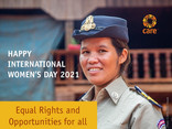 Women and development in COVID-19 context – Equal Rights and Opportunities for all