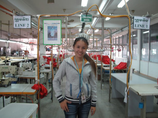 Life skills lead to work benefits for young women in garment factories