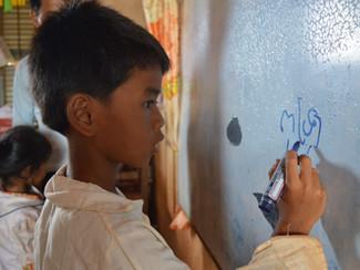 Multilingual education makes school easier for ethnic minority children