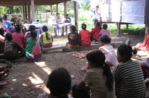 Reaching out: Cash transfer programming in indigenous communities in Ratanakiri
