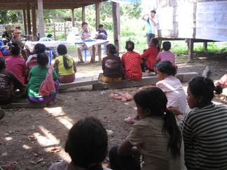 Reaching out: Cash transfer programming in indigenous communities in Ratanakiri