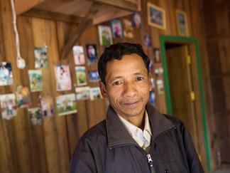 Dak Dam community in Mondul Kiri province gets serious about education