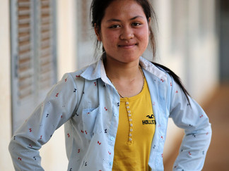Respect: How CARE Cambodia is engaging with Cambodia's future workforce