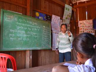 Multilingual education is making changes