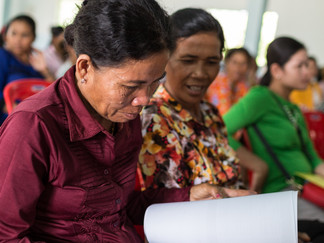 How women in Koh Kong are holding authorities accountable