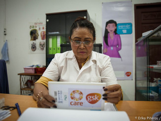 CARE Cambodia and GSK bring Human Centred Design to worker well-being