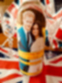 Royal Wedding Air - Bottle of Air might look