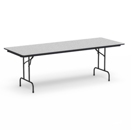 """6000 Series Rectangle Folding Table 36"""" x 96"""" Top"""
