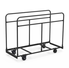 """V2 Table Truck / Storage Cart for Round Folding Tables 72"""" x 30"""" x 55"""""""