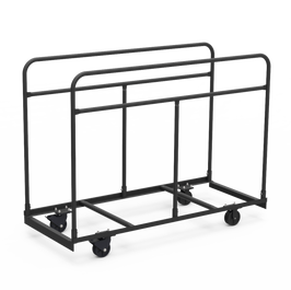 "V2 Table Truck / Storage Cart for Round Folding Tables 72"" x 30"" x 55"""