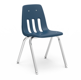 V2 9000 Series 4-Leg Stack Chair