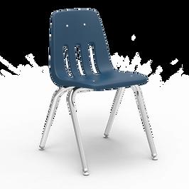 V2 9000 Series 4-Leg Stack Chair