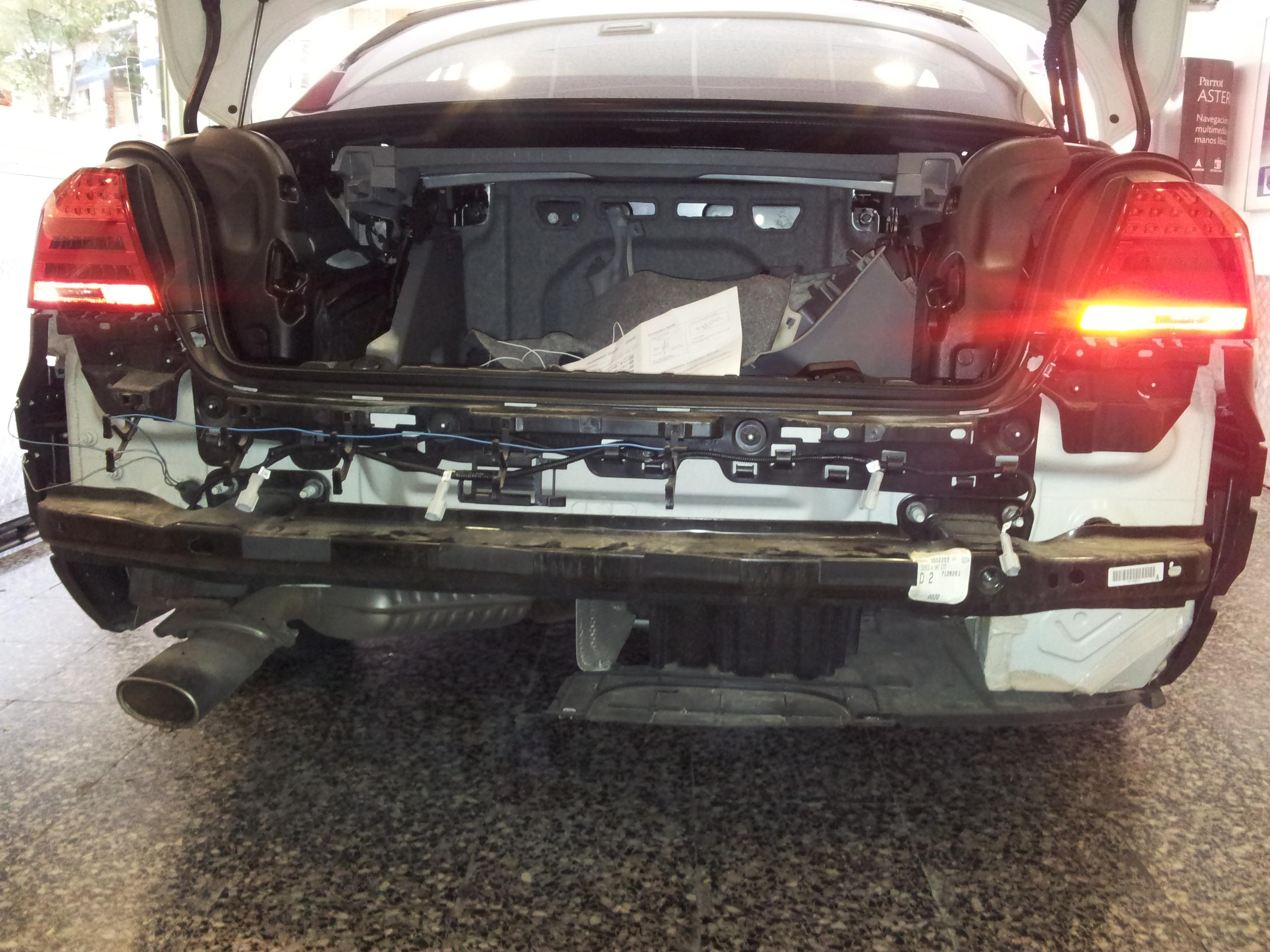 SENSORES BMW SERIE 3 E90