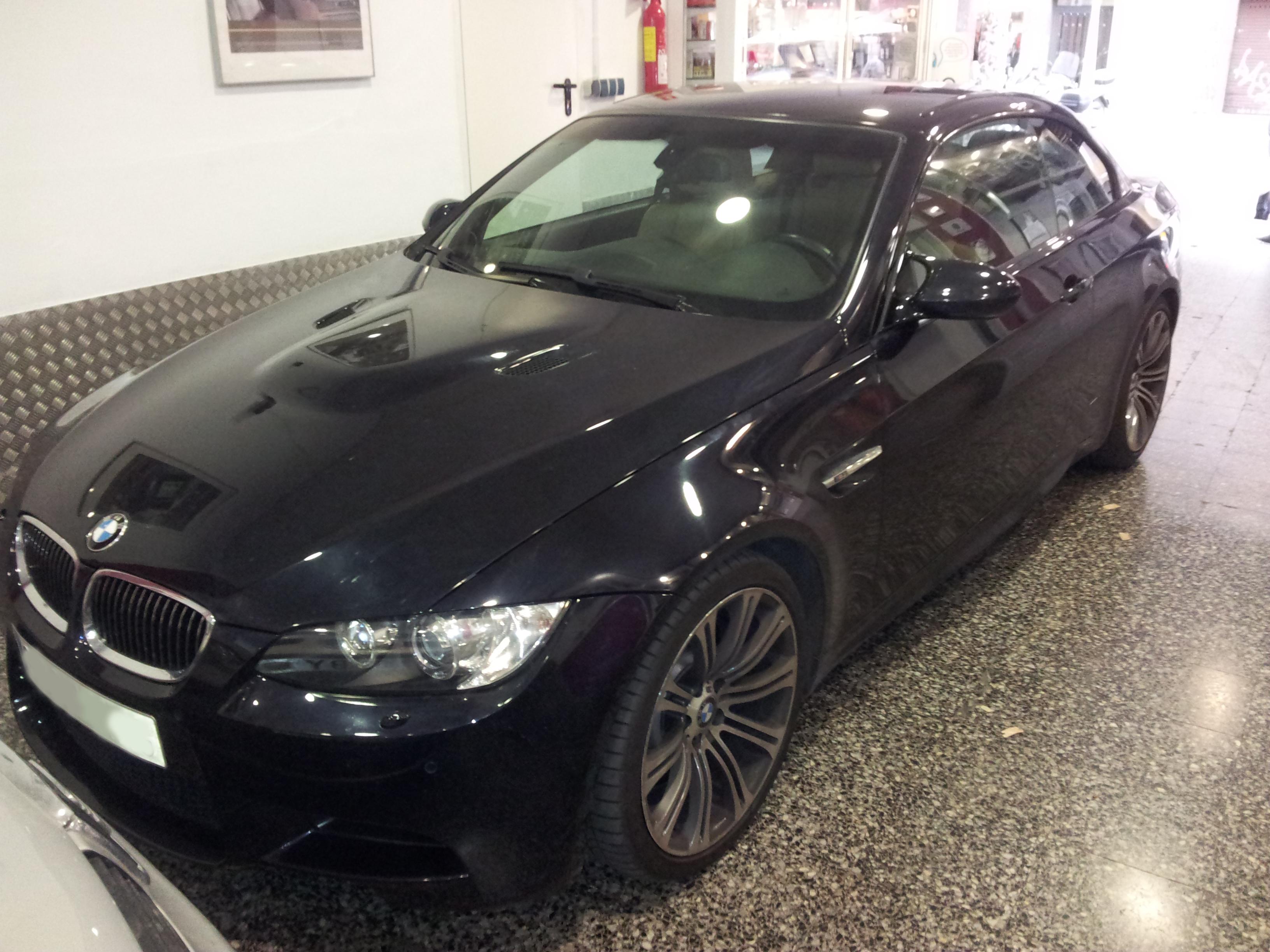 DETECTOR BMW M3 E90