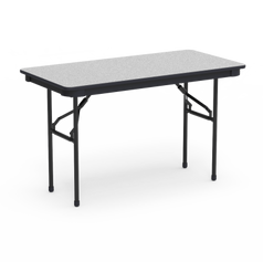 """6000 Series Rectangle Folding Table 24"""" x 48"""" Top"""
